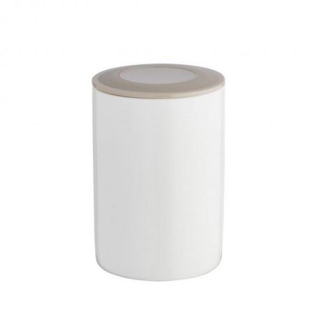 Pot yaourt en céramique SIMEO les 8