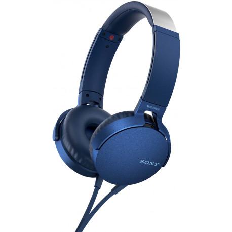 Casque audio SONY MDRXB 550 APL