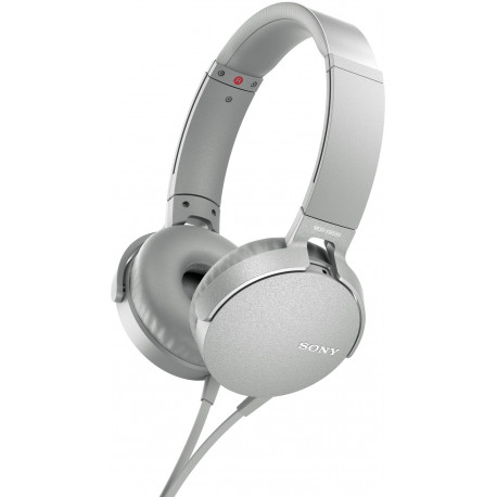 Casque audio SONY MDRXB 550 APW