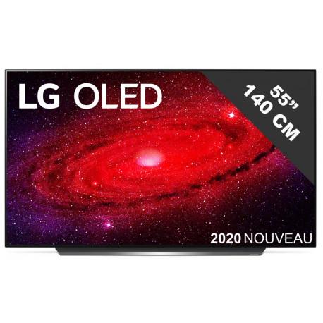 Téléviseur LG OLED 55 CX 6 LA