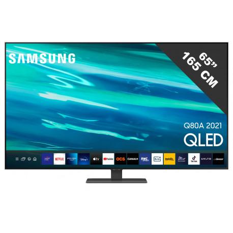 Téléviseurs SAMSUNG QE65Q80A