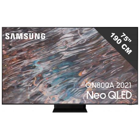 Téléviseur SAMSUNG QE75QN800A