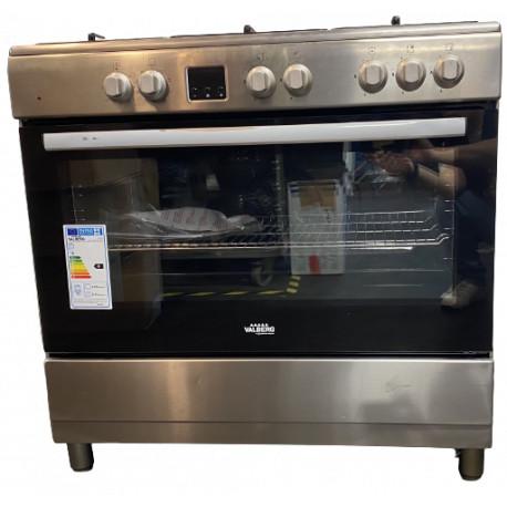 Piano de cuisson au gaz VALBERG MC905MFCDX034T