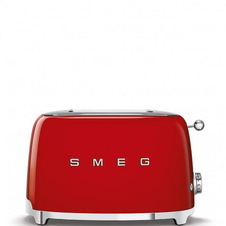 Toaster/grille-pain SMEG TSF01RDEU