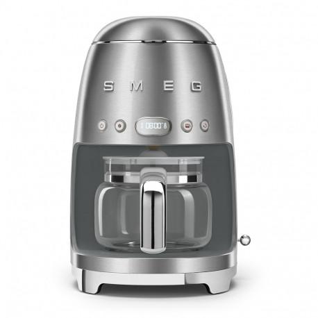 Machine à café filtre Acier brossé SMEG DCF02SSEU
