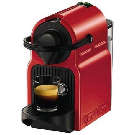 Machine à café Nespresso Inissia Rouge KRUPS XN100510