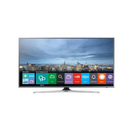Téléviseur LCD LED ULTRA 4K 3840x2160 reconditionné UE55JU6800