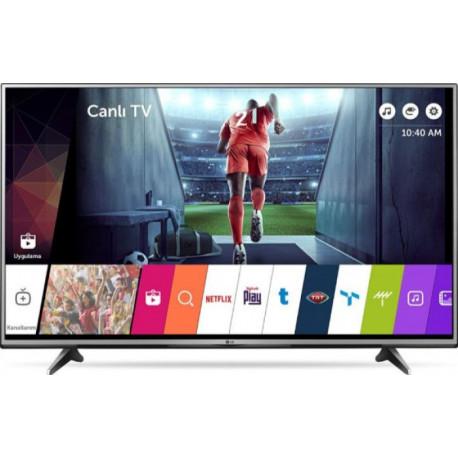 Téléviseur LCD LED Ultra HD 4K Smart TV LG 55UH615V