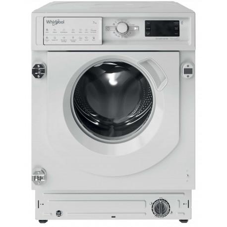 Lave linge encastrable Whirlpool BIWMWG71483FRN