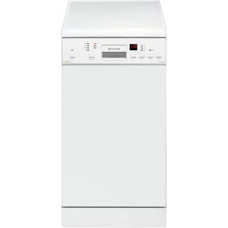 Lave vaisselle 45cm Brandt DFS1010W