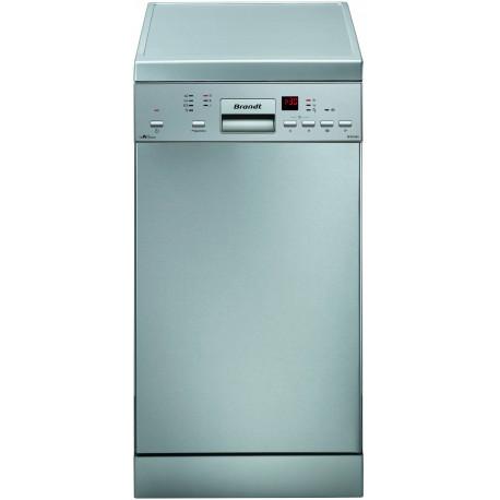 Lave vaisselle 45cm Brandt DFS1010X