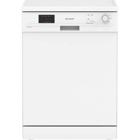 Lave vaisselle 60cm Sharp QWGX12F47EW