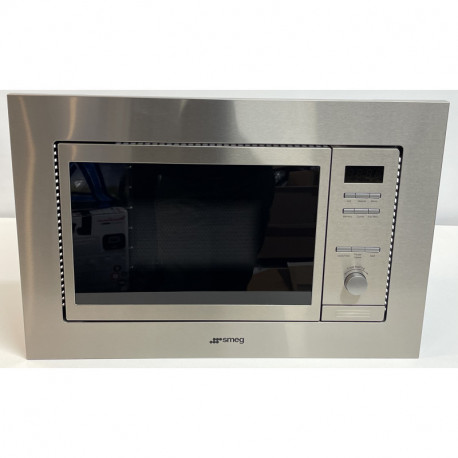Micro-ondes encastrable SMEG MI20X-1
