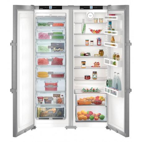 Réfrigérateur américain Liebherr SBSEF7242-21
