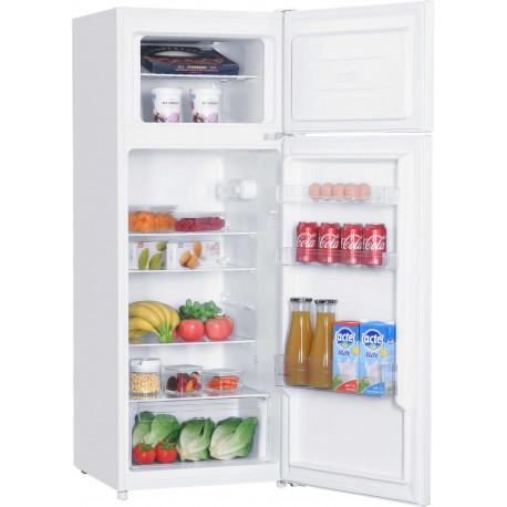 Réfrigérateur 2 portes Schneider SCDD205W