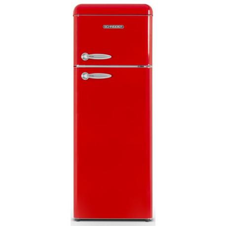 Réfrigérateur 2 portes Schneider SCDD208VR