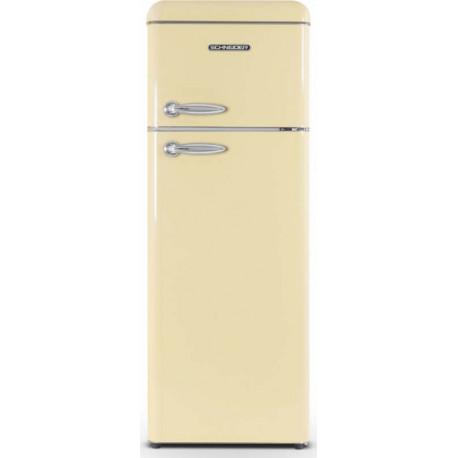Réfrigérateur 2 portes Schneider SCDD208VCR