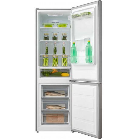 Réfrigérateur combiné Amica AFN8301X