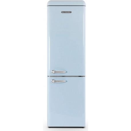 Réfrigérateur combiné Schneider SCCB250VBL