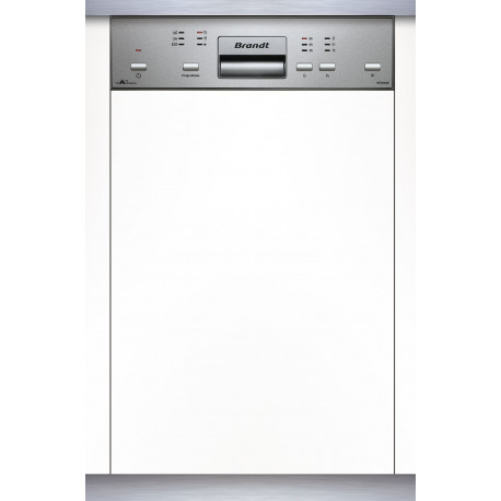 Lave vaisselle encastrable 45cm Brandt VS1010X