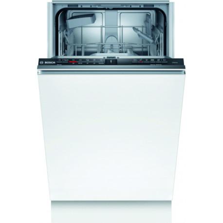 Lave vaisselle tout intrégrable 45cm Bosch SPV2IKX10E