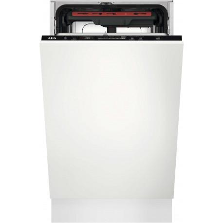 Lave vaisselle tout intégrable 45cm AEG FSE72507P