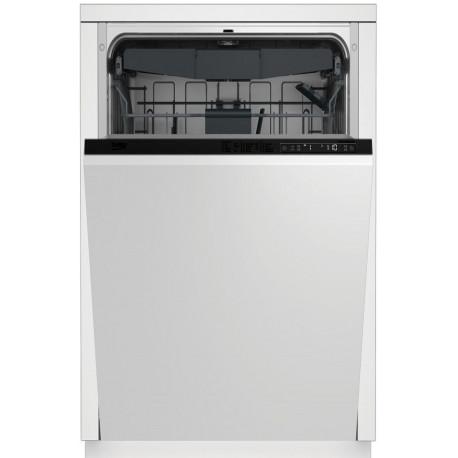 Lave vaisselle tout intégrable 45cm Beko PDIS28120