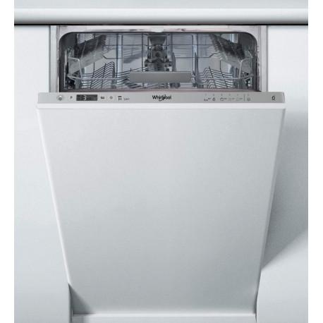 Lave vaisselle tout intégrable 45cm Whirlpool WSIC3M17
