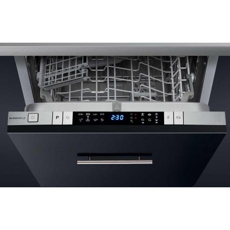 Lave vaisselle tout intégrable 45cm De Dietrich DV01044J