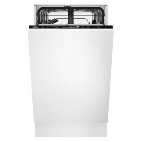 Lave vaisselle tout intégrable 45cm AEG FSE62417P