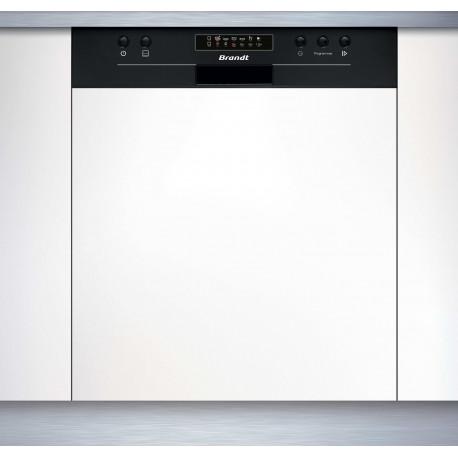 Lave vaisselle encastrable 60cm Brandt BDB424LB