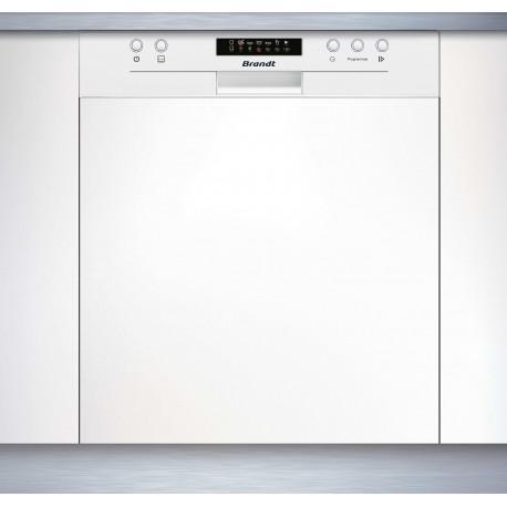 Lave vaisselle encastrable 60cm Brandt BDB424LW