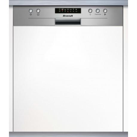 Lave vaisselle encastrable 60cm Brandt BDB424LX