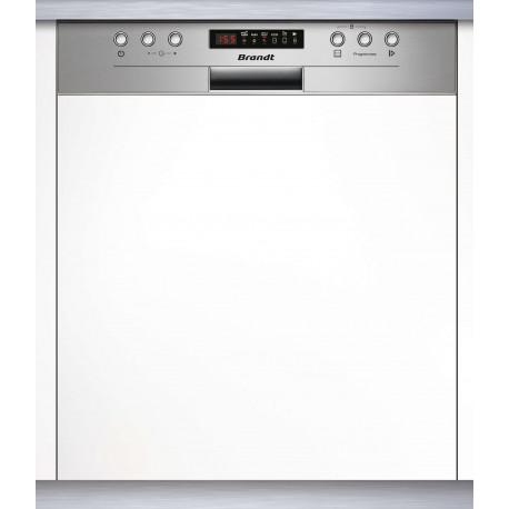 Lave vaisselle encastrable 60cm Brandt BDB424DX