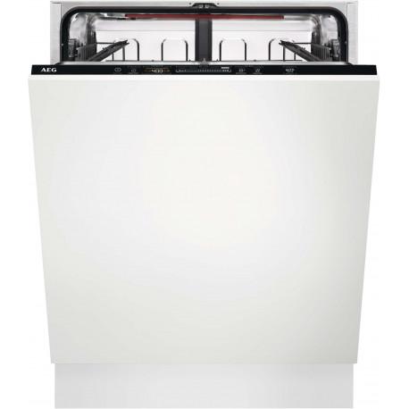 Lave vaisselle tout intégrable 60cm AEG FSB52637P