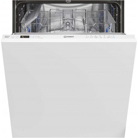 Lave vaisselle tout intégrable 60cm Indesit DIC3B+16A