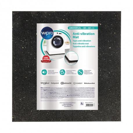 Tapis anti-vibration Wpro Universal 60x60