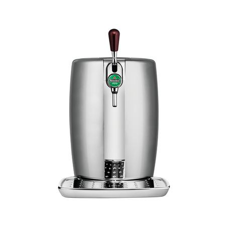 Krups VB320E10 BeerTender Machine à Bière Thermoplastique Argent