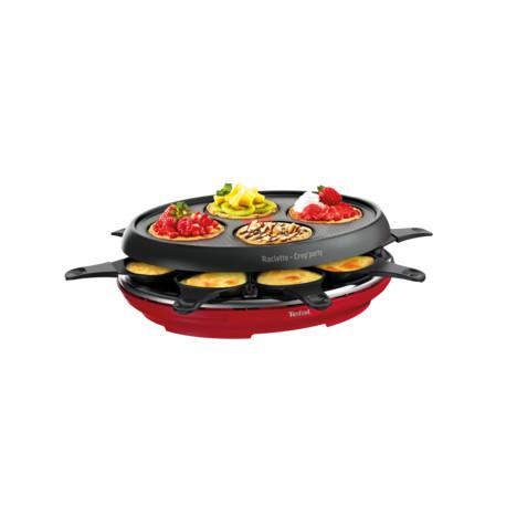 Raclette Tefal Colormania rouge RE310512 Fabriqué en France